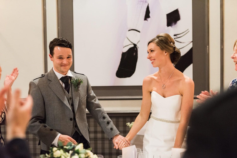 Ardoe House Hotel, Scotland, Wedding Photography, Winter Wedding