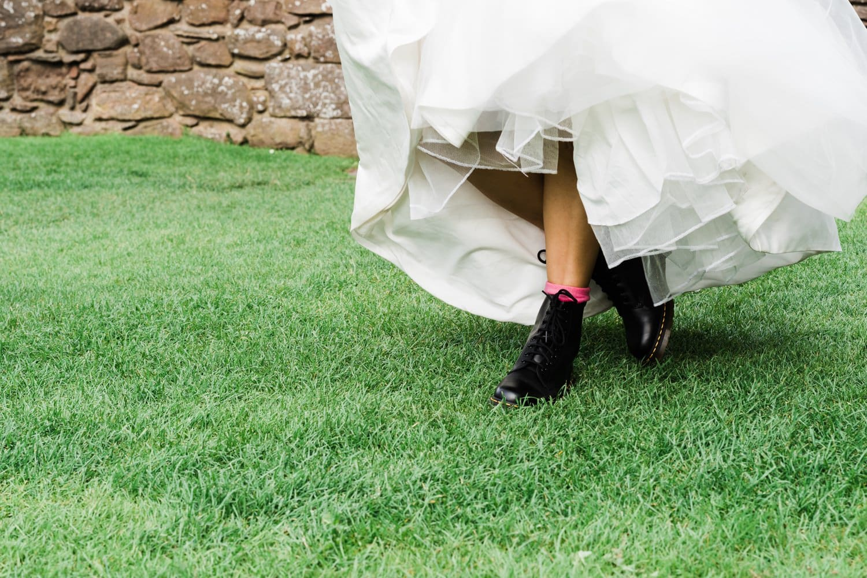 Aberdeenshire, Dunnottar Castle, Elopement, Micro Wedding, Scotland, Wedding Photography