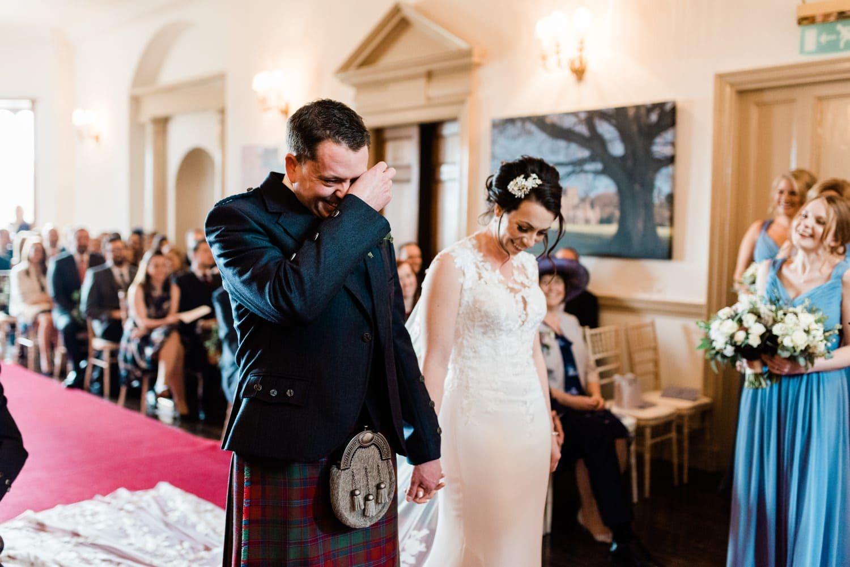 Aberdeenshire, Fasque Castle, Scotland, Wedding Photography