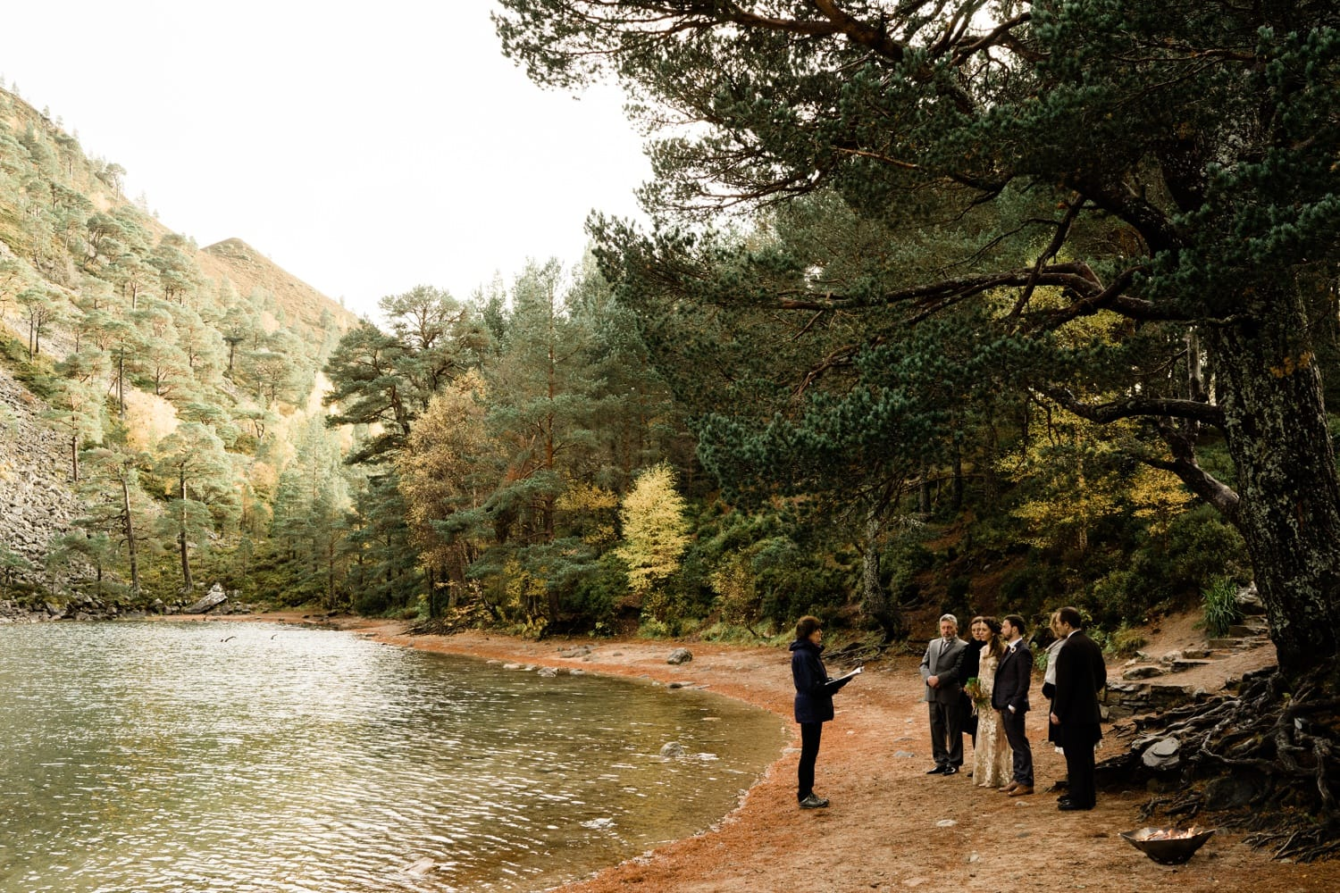 Aviemore, Cairngorms, Elopement, Green Loch, Lochan Uaine, Microwedding, Scotland, Wedding Photography