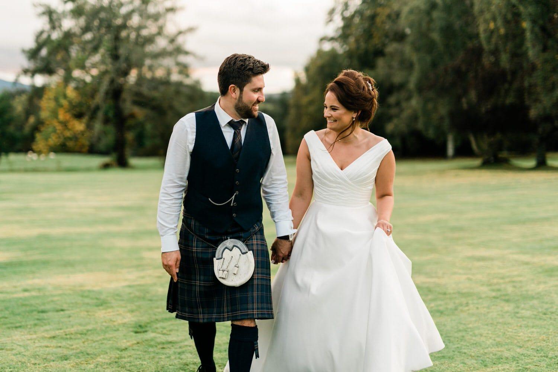 Aberdeenshire, Banchory, Raemoir House, Wedding Photography