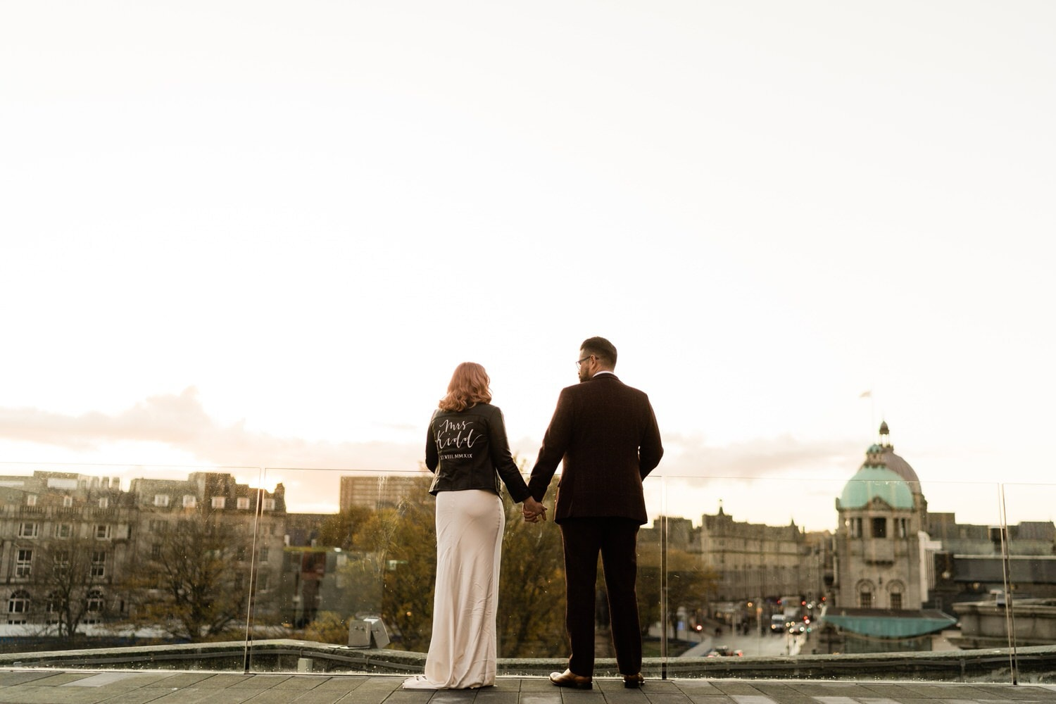 Aberdeen Art Gallery, Elopement, Marischal College, Marischal Square, Microwedding, Wedding Photography