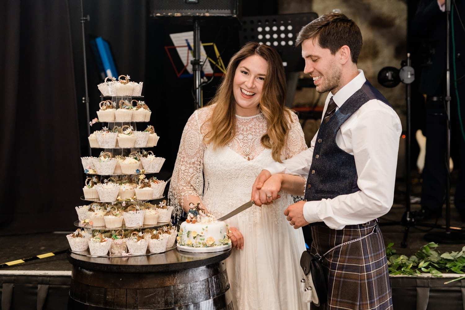 Aberdeenshire, The Barn Banchory, Wedding Photography